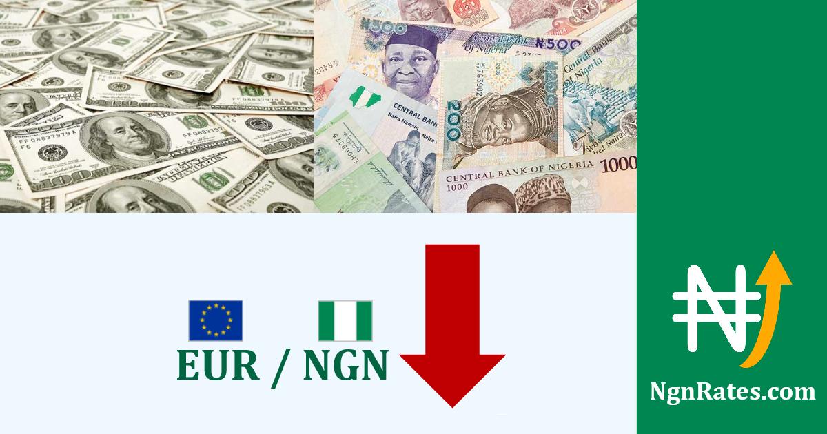 Euro To Naira Moneygram Exchange Rates